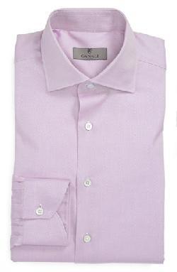 Canali  - Regular Fit Dress Shirt