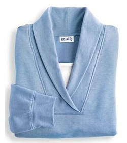 Blair - Shawl Collar Fleece Top