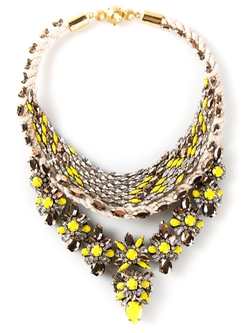 Shourouk - Princess Flash Necklace