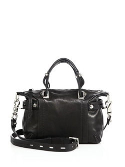 Botkier New York  - Flatiron Mini Leather Satchel Bag