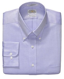 Eagle - Amethyst Solid Dress Shirt