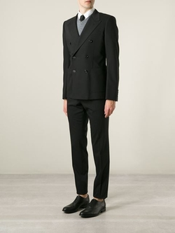 Dolce & Gabbana  - Double Breasted Suit