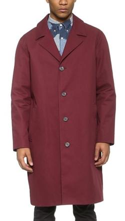 Melindagloss - Overcoat