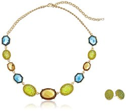 Napier - Gold-Tone Multi-Collar Necklace