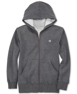 Champion - Fleece Zip Hoodie Jacket