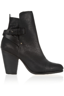 Rag & Bone - Kinsey Leather Ankle Boots