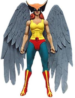 Mattel -  DC Universe Classics Hawkgirl Figure