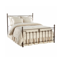 Bombay Company - Warton King Bronzed Metal Bed