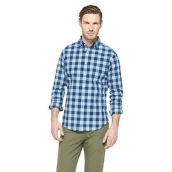 Merona - Button Down Plaid Shirt
