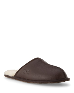 UGG Australia - Scuff Leather Slippers