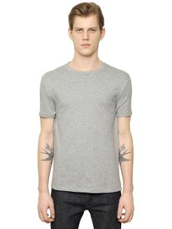 Valentino  - Cotton Jersey T-shirt