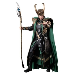 Hot Toys - Loki Masterpiece Action Figure