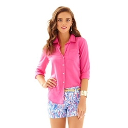 Lilly Pulitzer - Anna Maria Button Down Shirt