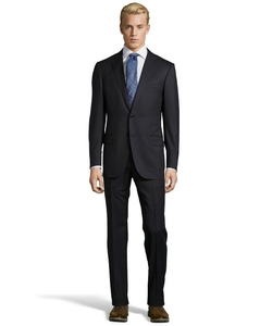 Ermenegildo Zegna  - Striped Wool Mila Suit