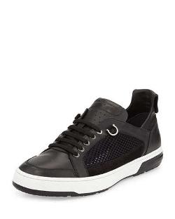Salvatore Ferragamo - Nets Low-Top Sneakers