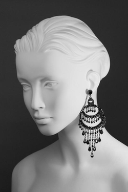 Marianna Harutunian - Triple Crown Earrings