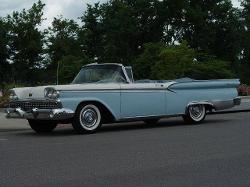 FORD - 1959 Galaxie Sunliner