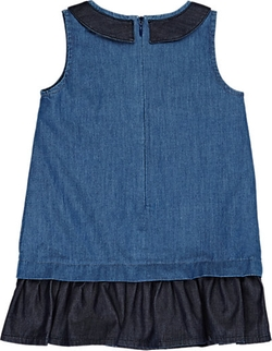 Little Marc - Denim Sleeveless Dress