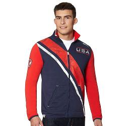 Puma - USA Kicker Track Jacket