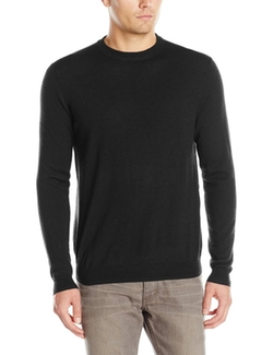 Oxford Ny - Wool-Blend Crew-Neck Sweater