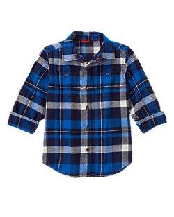 Gymboree - Plaid Flannel Shirt