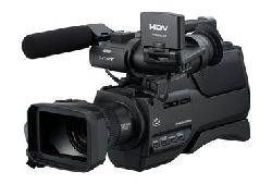 Sony - Sony HVRHD1000U Digital High Definition HDV Camcorder
