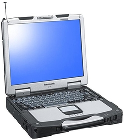 Panasonic - Rugged Toughbook Laptop