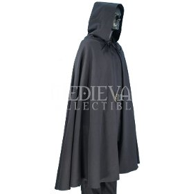 Dark Knight Armory - Medieval Hooded Cape