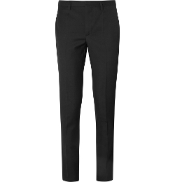 Givenchy - Slim-Fit Wool Trousers