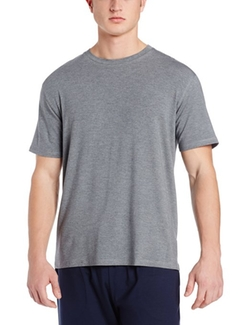 Derek Rose  - Crew Neck Knit Lounge T-Shirt