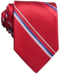 Perry Ellis  - Robertson Stripe Tie