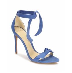 Alexandre Birman  - Clarita Suede Ankle-Tie Sandals