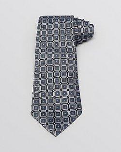 Armani Collezioni - Allover Square Classic Tie