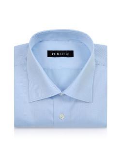 Forzieri  - Non-iron Cotton Dress Shirt