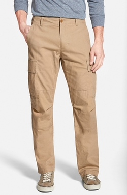 J. Press York Street - Flat Front Cargo Pants