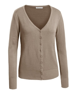 Ruby K - Deep V Neck Knit Cardigan