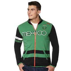 Puma - Mexico Kicker Track Jacket