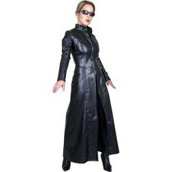 Charades - Matrix Trinity Street Fighter Costume