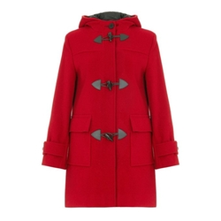 De La Creme - Hooded Duffle Coat
