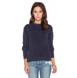 Neuw - Pigment Knit Crop Sweater