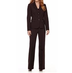 Le Suit - Pinstripe Pant Suit