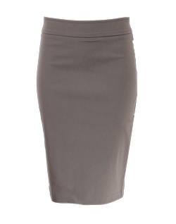 Avenue Montaigne - Pull-On Pencil Skirt
