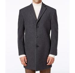 Calvin Klein - Prosper Extra-Slim Fit Overcoat