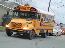 IC Bus - BE Series Bus