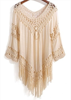 Weshop - Crochet Cover Up