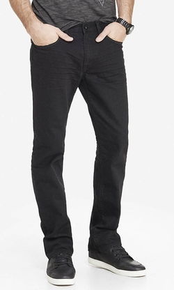 Express - Kingston Straight Leg Jeans