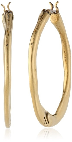 The Sak - Gold Hoop Earrings