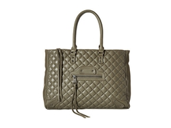 Steve Madden -  Bfancy Quilted Lamb Tote Bag
