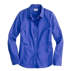 J. Crew - Stretch Perfect Shirt
