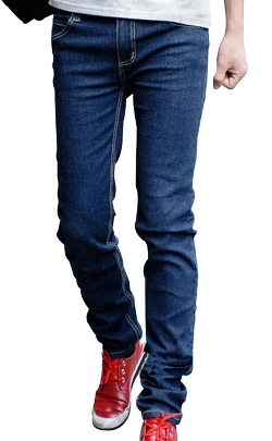 Nanquan-Men Clothes - Slim Fit Casual Pants